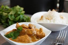 cuisine indienne poulet recette du poulet indien butter chicken cuisine indienne