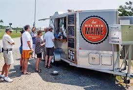 Food Trucks - The Maine Mag