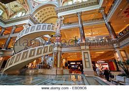 Caesars Palace Hotel Front Desk by The Lobby Of Caesars Palace Hotel Las Vegas Nevada Usa Stock