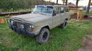 1985 Jeep Wagoneer W/ 33 In Boggers For Sale In Charlotte, NC - $2K Craigslist Charlotte Nc Cars For Sale By Owner Image 2018 Fresh Coolest Los Angeles California 19702 Enterprise Car Sales Certified Used Trucks Suvs For Search In All Of North Carolina New Fniture Beautiful Witsolutcom Wilmington Nc By Youtube 2014 Harley Davidson Street Glide Motorcycles Sale Md Fabulous Chevrolet Corvette 5700 This 1978 Chevy Is Almost Ready To Party Orleans Handicap Vans Georgia And Less Than 5000