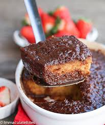 Malva Pudding Chocolate