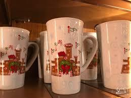 Holiday Starbucks Mugs And Ornaments Arrive At Disneyland Resort