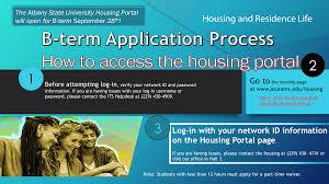 Asu Student Help Desk by Housing B Term Albany State University