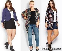 Plus Size Trendy Clothing 2017 2018
