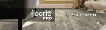 Floorte Pro Waterproof Wood Plastic Composite Flooring By Shaw