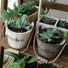rustic plant pots instavite me