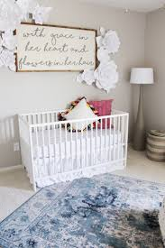 A Little Girls Bedroom With Rugs USAs Beaumont Medallion VI22