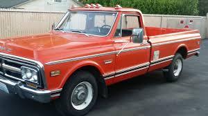1969 Gmc 3/4 Ton 2 Wheel Drive Big Block 396 335 Hp Original Miles ...