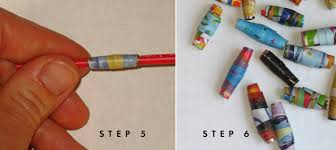 Paper Beads Step Five Copy