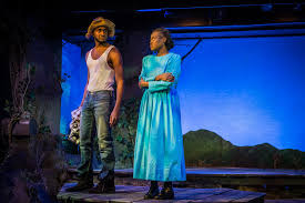 Review THE COLOR PURPLE is Vibrant with Song and Success at Red