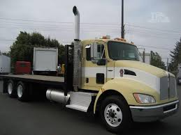 100 Brattain International Trucks 2009 KENWORTH T370 For Sale In Portland Oregon Www