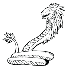 Ninjago Snakes Coloring Pages Rattle Lego Snake