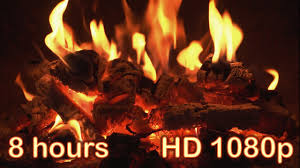 ✰ 8 HOURS ✰ Best Fireplace HD 1080p video ✰ Relaxing fireplace