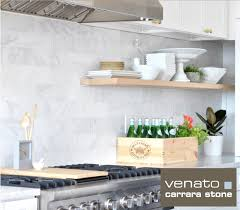 Carrara Marble Tile Backsplash by 8 00sf Carrara Venato Marble Honed 4x12