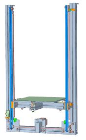 100 Axis Design Mark Rehorsts Tech Topics UMMD Belt Lifted Z Part 3