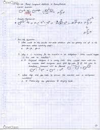 99 Bu Chem CHEM 6BL Lecture 6 Experiment 14B Phenyl Grignard Addition