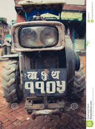 100 Smallest Truck In The World Bhaktapur Stock Image Image Of