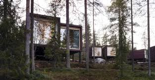 100 Tree House Studio Wood Arctic Hotel Puisto Architects Arch2Ocom