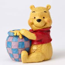 Jim Shore Halloween Disney by Disney Traditions 4054289 Winnie The Pooh Mini Pooh