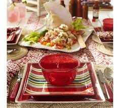 Outdoor Dinnerware, Red Ding Beautiful Colors And Finishes Of Stoneware Dishes 2017 Best 25 Outdoor Dinnerware Ideas On Pinterest Industrial Entertaing Area The Sunny Side Up Blog Dinnerware Yellow Create My Event Drinkware Rustic Plate Plates And 11 Melamine Cozy Table Settings Stress Free Plum Design Red Platters Serving Tiered Pottery Barn