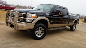 Tricked Out For Sale 2012 Ford F350 King Ranch 29k Miles On This ...