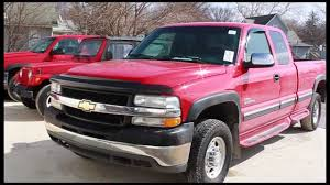 2002 Chevy Duramax Diesel Silverado 2500HD LS 4X4 Truck For Sale ...
