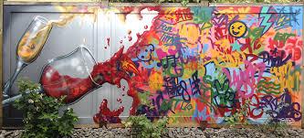 Famous Street Mural Artists by Nz Murals And Graffiti Art Jonny 4higher