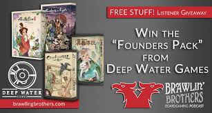 Enter To Win A Stack Of Games From Deep Water