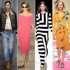 Current Trends In High Street Fashion 2016 Spring 2015 Runway POPSUGAR