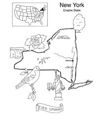 Free Coloring Page United States Book Download Crafts For Kids Dover Books