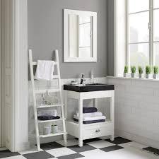 3 teilige waschtischkombi mit spiegel ein markanter