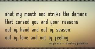 Smashing Pumpkins Muzzle Cover by Disarm The Smashing Pumpkins Lyric Pinterest Songs
