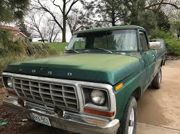 Pickup Trucks Cheap For Sale Extraordinay Little Rust 1978 Ford F ...