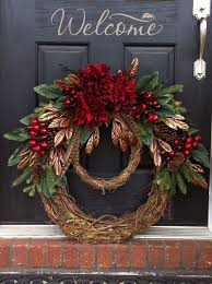 Ok Lets Get This Pinning Party Started Christmas Wreath Inside A