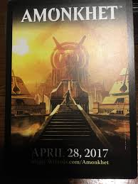Standard Mtg Decks Amonkhet by Something Strange Is Going On These Amonkhet Ad Cards Magictcg