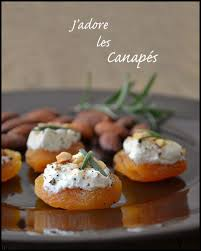 baked canapes apricot goat cheese canapés recipe goat cheese goats and almonds