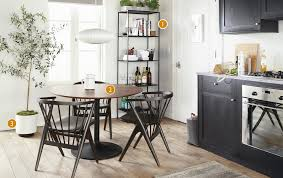 Aria Dining Table With Soren Chairs