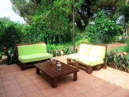 Diy Patio Furniture Pallet Terrace Cushions
