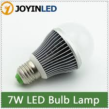 factory sale 5w 7w e27 high brightness led bulbs 220vac