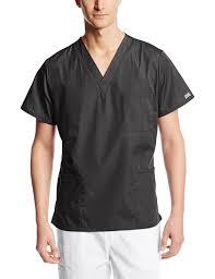 Ciel Blue Scrub Pants Walmart by Amazon Com Cherokee Workwear Unisex V Neck Scrub Top Clothing