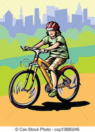 Pushbike Clipart Ride Bike 8