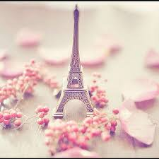 Background Beautiful Eiffel Tower Escape Flowers Girl Girly