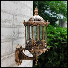 europe style retro outdoor wall l outside waterproof classical