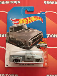 Custom '56 Ford Truck #108 Primer 2017 Hot Wheels Case E *New* 1 ... Hot Wheels Trackin Trucks Speed Hauler Toy Review Youtube Stunt Go Truck Mattel Employee 1999 Christmas Car 56 Ford Panel Monster Jam 124 Diecast Vehicle Assorted Big W 2016 Hualinator Tow Truck End 2172018 515 Am Mega Gotta Ckc09 Blocks Bloks Baja Bone Shaker Rad Newsletter Dairy Delivery 58mm 2012 With Giant Grave Digger Trend Legends This History Of The Walmart Exclusive Pickup Series Is A Must And