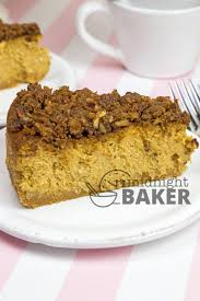Pumpkin Pie With Pecan Praline Topping by Pumpkin Praline Cheesecake The Midnight Baker