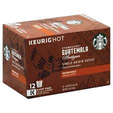 Starbucks House Blend K Cups Coffee Ground Medium Roast Cup Pods