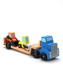Take A Look At This Melissa & Doug Low Loader Toy Set Today! | Mr G ... Melissa Doug Food Truck Indoor Playhouse Tadpole Dump Walmartcom Personalized Toys At Things Rembered Amazoncom Whittle World Cargo Ship And Set Magnetic Car Loader Toyworld Kids Wooden Fire Classic Trucks Wood Radar Emergency Vehicle Police Learn To Big Rig Building 22 Pcs Customized Maplewood General Store Race With Drivers 8 Pieces Great Toy Garbage Unboxing Youtube Stack Count Forklift Set Curious