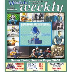 Webb Weekly September 2, 2015 By Webb Weekly - Issuu