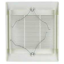 Nutone Bathroom Exhaust Fan 8814r by Nutone 44208000 Grille And Spring Assembly Online