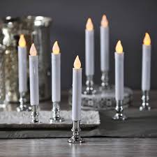 Halloween Flameless Taper Candles by Best 25 Flameless Candles With Remote Ideas On Pinterest